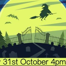 31st October – Halloween at St Sidwell's