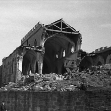 19th April – 10th May: Blitz commemoration talks