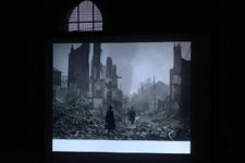 St Sidwell's Remembered the Exeter Blitz – 75 Years On