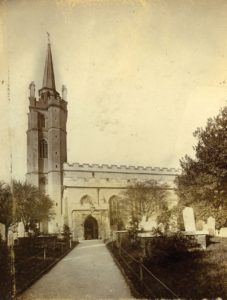 Churchyard Stonework
