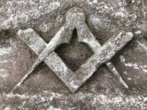 M. John Rippon memorial stone 3