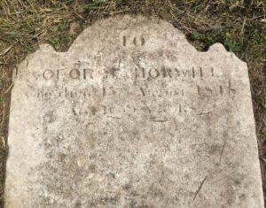 30 George Horwill b